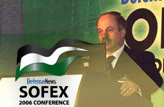 INEGMA and Defense News Jointly Organize SOFEX 06 Conference