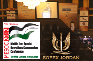 Middle East Special Operations Commanders Conference (MESOC 2012)