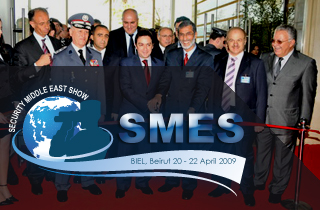 Security Middle East Show Beirut, Lebanon - SMES 2009