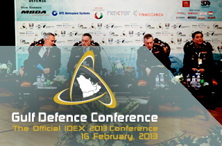 The Gulf Defence Conference (GDC-2013)